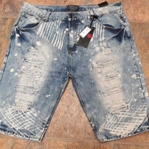 Kroix Shorts - NWT KROIX DENIM SHORTS SIZE 42